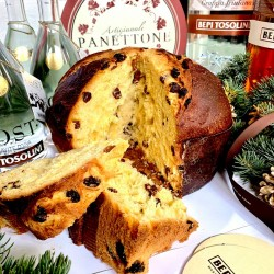 PANETTONE CU STAFIDE DE ACQUAVIT MOST  KG 1